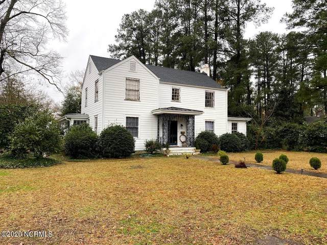 303 W Vance Street, Laurinburg, NC 28352 (MLS #100249411) :: The Cheek Team
