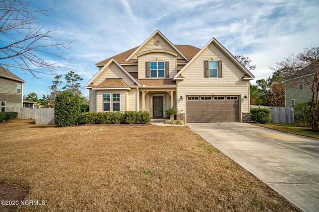 104 Sweet Grass Trail, Cedar Point, NC 28584 (MLS #100249422) :: Thirty 4 North Properties Group