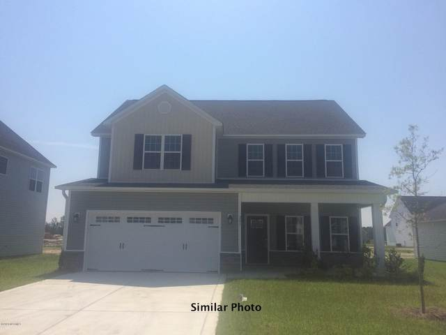 271 Wood House Drive, Jacksonville, NC 28546 (MLS #100249426) :: Berkshire Hathaway HomeServices Hometown, REALTORS®