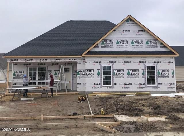 1537 Penncross Drive, Greenville, NC 27834 (MLS #100249437) :: Coldwell Banker Sea Coast Advantage
