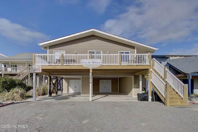 2914 E Beach Drive, Oak Island, NC 28465 (MLS #100249452) :: Berkshire Hathaway HomeServices Hometown, REALTORS®
