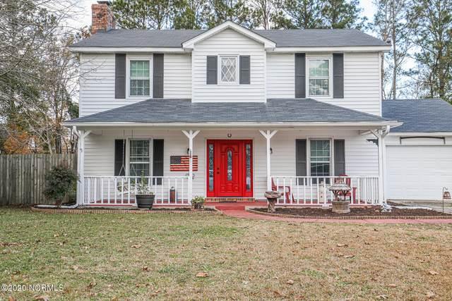 2417 Saddleridge Drive, Midway Park, NC 28544 (MLS #100249491) :: Lynda Haraway Group Real Estate