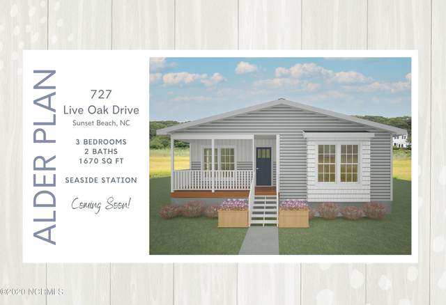 727 Live Oak Drive, Sunset Beach, NC 28468 (MLS #100249497) :: Great Moves Realty