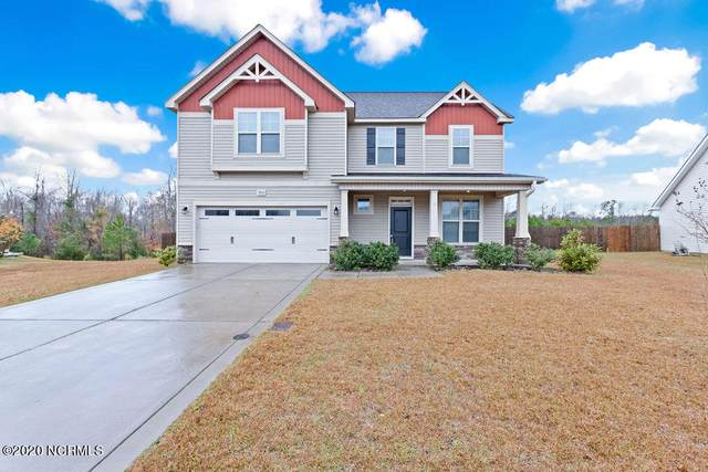 904 Alum Spring Court, Jacksonville, NC 28546 (MLS #100249509) :: Vance Young and Associates