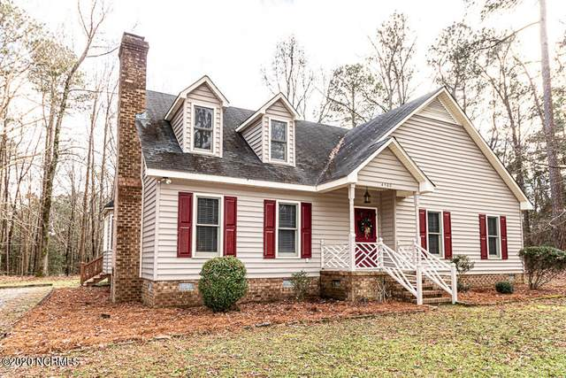 4500 Country Lane, Rocky Mount, NC 27803 (MLS #100249546) :: Frost Real Estate Team