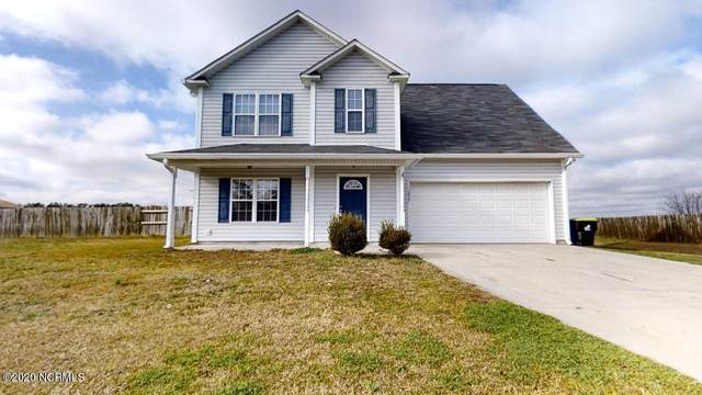 213 Cherry Blossom Drive, Richlands, NC 28574 (MLS #100249616) :: The Keith Beatty Team