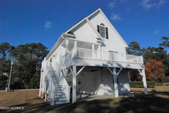 600 Sunset Lakes Boulevard SW, Sunset Beach, NC 28468 (MLS #100249624) :: Barefoot-Chandler & Associates LLC