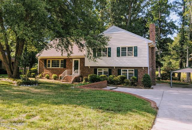 1103 Forest Hills Road NW, Wilson, NC 27896 (MLS #100249630) :: Vance Young and Associates