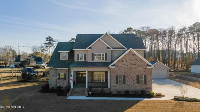 2346 Valleyway Road, Greenville, NC 27858 (MLS #100249670) :: Stancill Realty Group