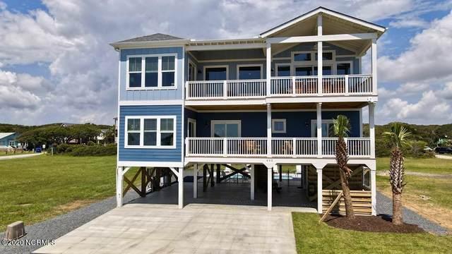 902 Ocean Drive, Oak Island, NC 28465 (MLS #100249703) :: Frost Real Estate Team