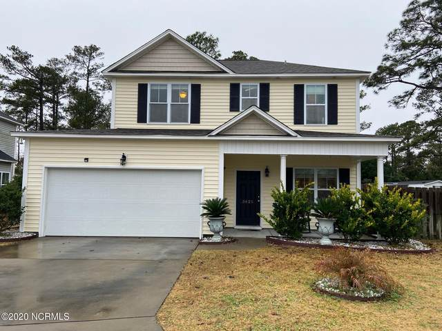 3625 Calabash Court, Wilmington, NC 28405 (MLS #100249758) :: Stancill Realty Group