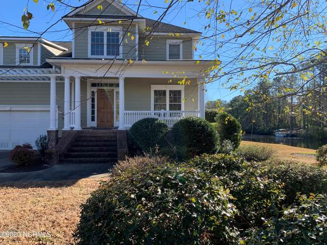 2219 Hidden Harbor Drive, New Bern, NC 28562 (MLS #100249830) :: Thirty 4 North Properties Group