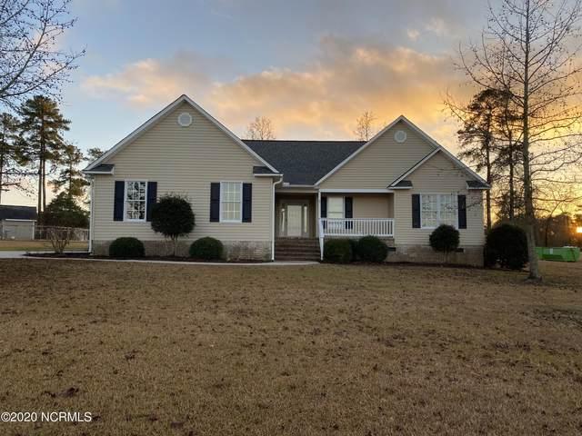 3348 J C Galloway Road, Grimesland, NC 27837 (MLS #100249870) :: The Tingen Team- Berkshire Hathaway HomeServices Prime Properties