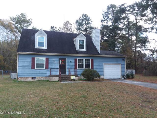 2202 Trinity Club Drive, Kinston, NC 28504 (MLS #100249894) :: Thirty 4 North Properties Group