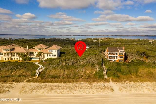 115 Sea Isle Drive, Indian Beach, NC 28512 (MLS #100249927) :: Coldwell Banker Sea Coast Advantage