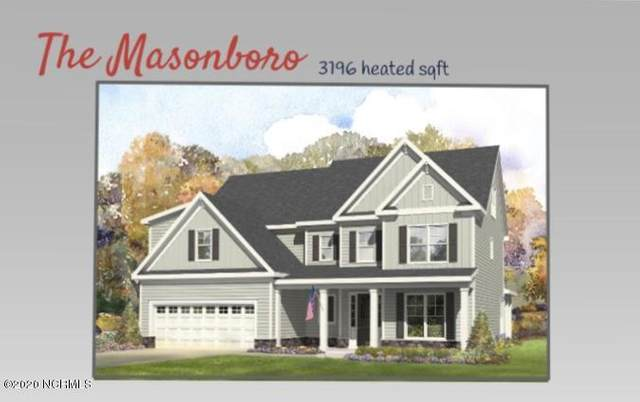 102 East Barred Owl Drive, Hampstead, NC 28443 (MLS #100249965) :: Berkshire Hathaway HomeServices Hometown, REALTORS®