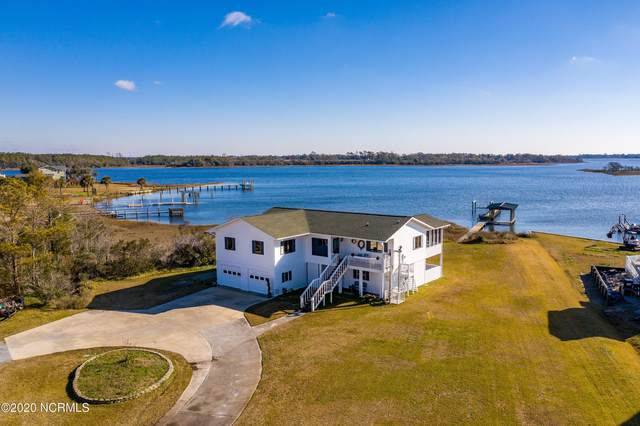 309 Easy Street, Cape Carteret, NC 28584 (MLS #100250057) :: Frost Real Estate Team