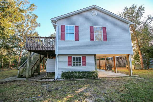 1503 W Oak Island Drive, Oak Island, NC 28465 (MLS #100250202) :: Welcome Home Realty