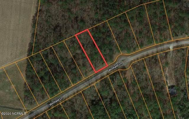 Lot 14 Winfield Lane, Pinetown, NC 27865 (MLS #100250210) :: Vance Young and Associates