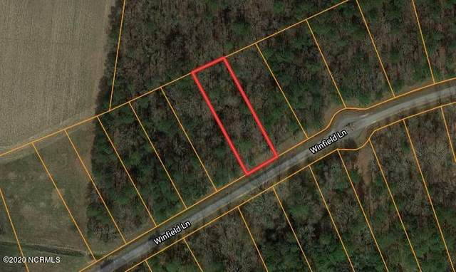 Lot 15 Winfield Lane, Pinetown, NC 27865 (MLS #100250211) :: Vance Young and Associates