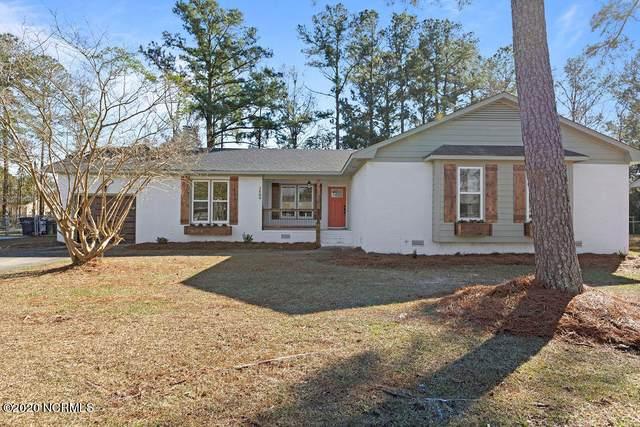 2609 Northwoods Drive, Jacksonville, NC 28540 (MLS #100250259) :: Berkshire Hathaway HomeServices Hometown, REALTORS®
