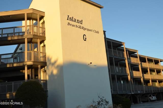 2402 W Fort Macon Road W 210G, Atlantic Beach, NC 28512 (MLS #100250306) :: The Oceanaire Realty