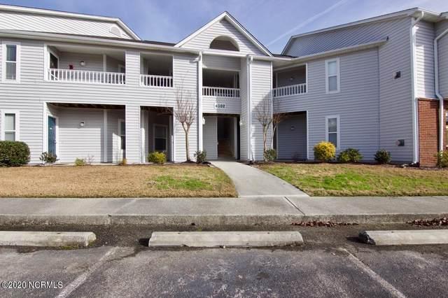 4102 Breezewood Drive 4102F, Wilmington, NC 28412 (MLS #100250308) :: Lynda Haraway Group Real Estate