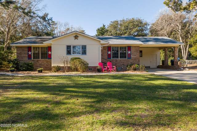 115 Willow Road, Pine Knoll Shores, NC 28512 (MLS #100250330) :: Frost Real Estate Team