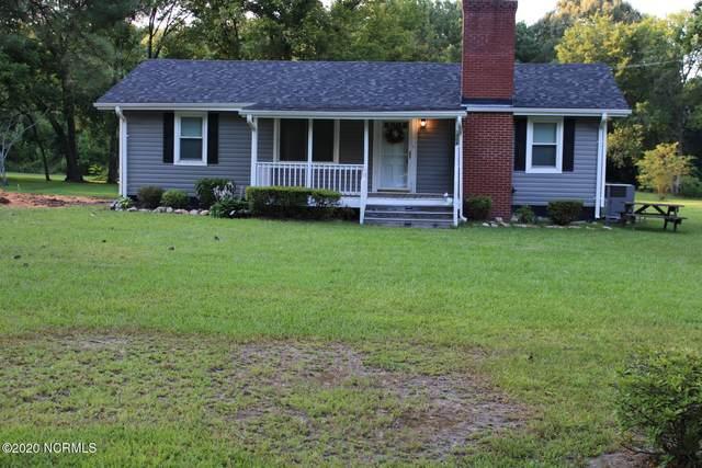 308 Gibbs Avenue, Hollister, NC 27844 (MLS #100250350) :: CENTURY 21 Sweyer & Associates