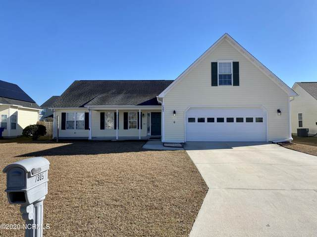 7305 Grizzly Bear Court, Wilmington, NC 28411 (MLS #100250458) :: Thirty 4 North Properties Group