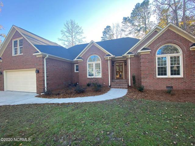135 Francis Marion Drive, Wilmington, NC 28411 (MLS #100250462) :: Carolina Elite Properties LHR