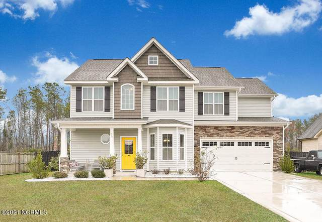 96 Ransom Drive, Hampstead, NC 28443 (MLS #100250520) :: The Cheek Team