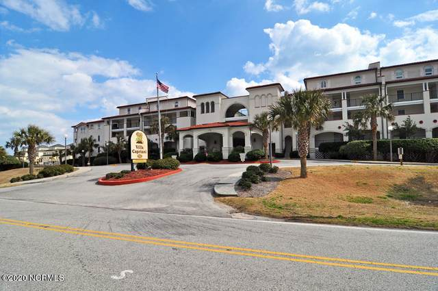 790 New River Inlet Road 404 A, North Topsail Beach, NC 28460 (MLS #100250549) :: Carolina Elite Properties LHR