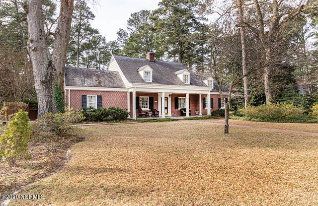 1401 W West Haven Boulevard, Rocky Mount, NC 27803 (MLS #100250555) :: Coldwell Banker Sea Coast Advantage