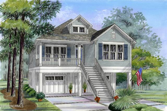 641 Fishermans Point, Newport, NC 28570 (MLS #100250574) :: Vance Young and Associates