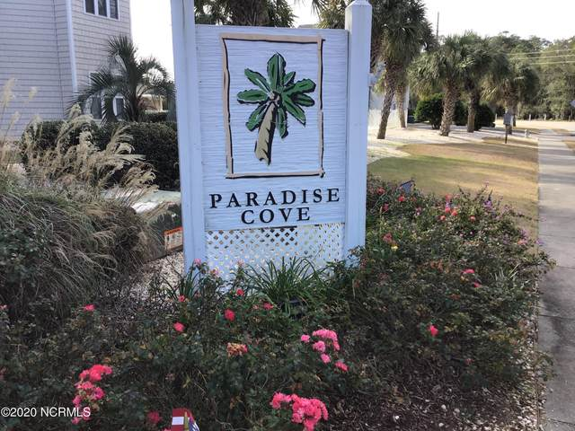 615 Spencer Farlow Drive 2-13, Carolina Beach, NC 28428 (MLS #100250586) :: Coldwell Banker Sea Coast Advantage