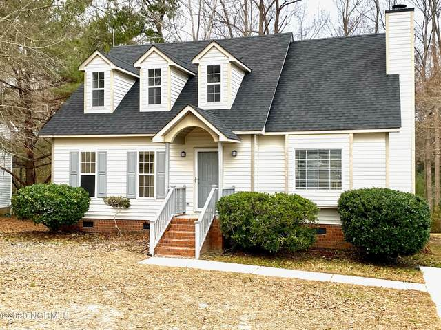125 Arbor Drive, Greenville, NC 27858 (MLS #100250650) :: Frost Real Estate Team