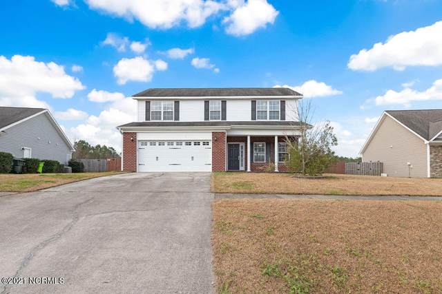 205 Silver Hills Drive, Jacksonville, NC 28546 (MLS #100250717) :: Frost Real Estate Team