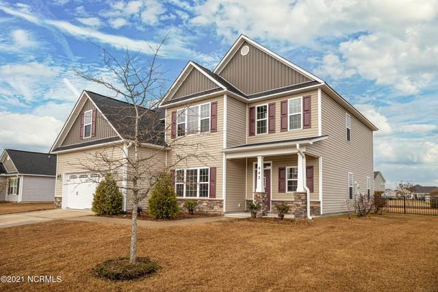 443 Meadowlark Drive, Winterville, NC 28590 (MLS #100250847) :: Lynda Haraway Group Real Estate