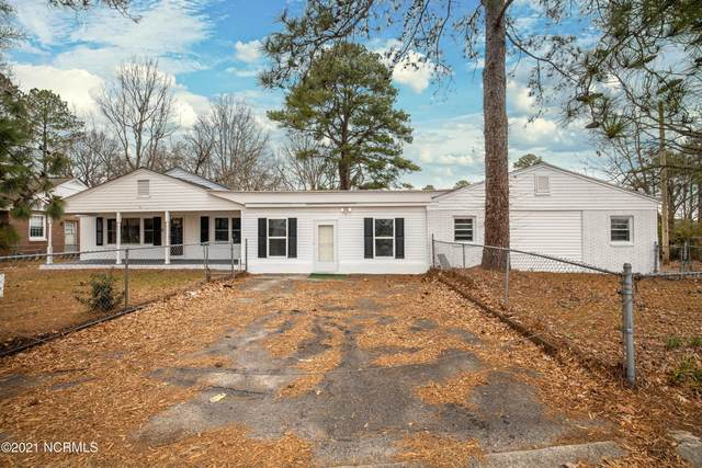 607 Harris Street, Greenville, NC 27834 (MLS #100250849) :: Stancill Realty Group