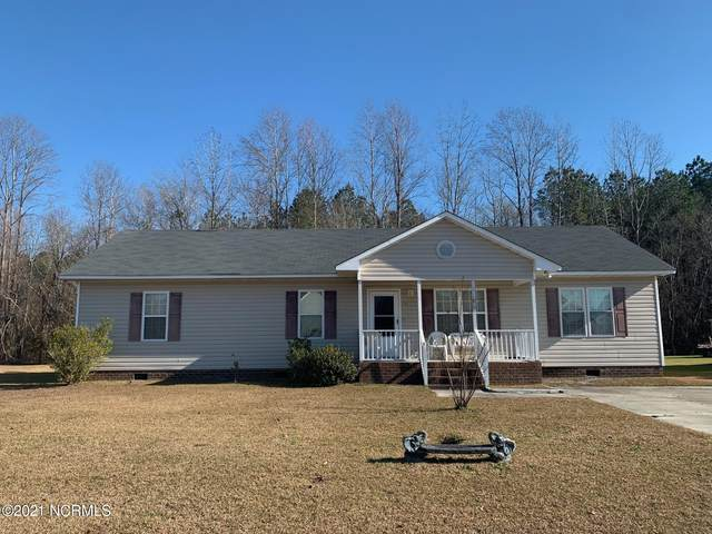 320 Olive Branch Boulevard, Grifton, NC 28530 (MLS #100250869) :: Lynda Haraway Group Real Estate