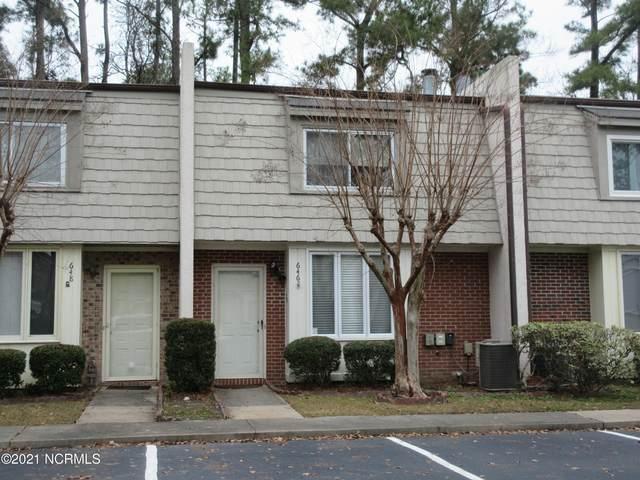 646 Cobblestone Drive #76, Wilmington, NC 28405 (MLS #100250939) :: Coldwell Banker Sea Coast Advantage