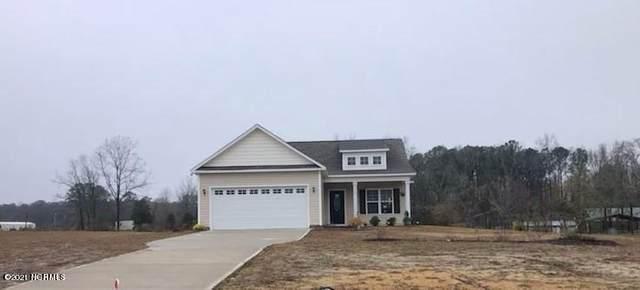 83 Old Savannah Road Lot B, Burgaw, NC 28425 (MLS #100250951) :: Courtney Carter Homes