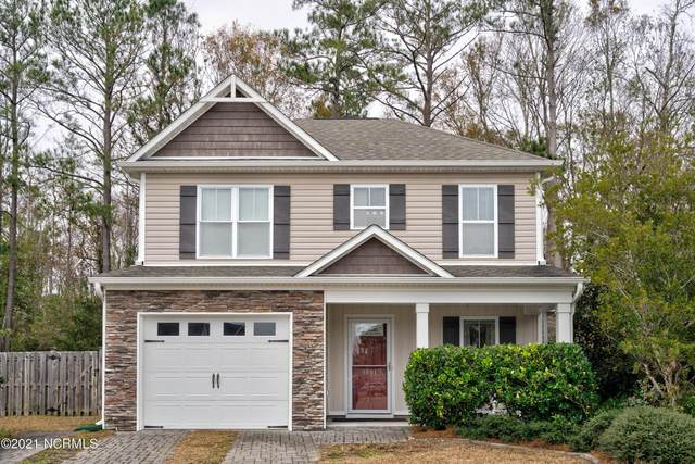1001 Deer Hill Drive, Wilmington, NC 28409 (MLS #100251031) :: Frost Real Estate Team