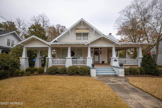 4290 Belcher Street, Farmville, NC 27828 (MLS #100251123) :: The Tingen Team- Berkshire Hathaway HomeServices Prime Properties