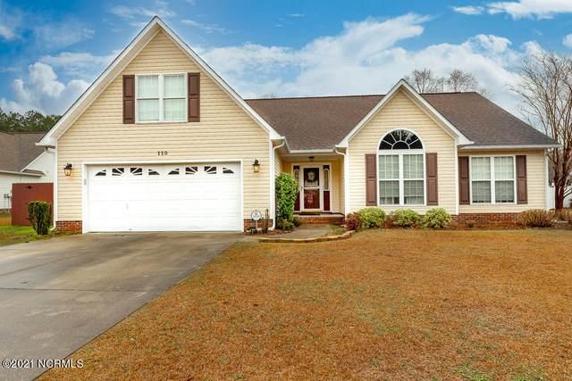 110 Clearbrook Way, New Bern, NC 28562 (MLS #100251129) :: Lynda Haraway Group Real Estate