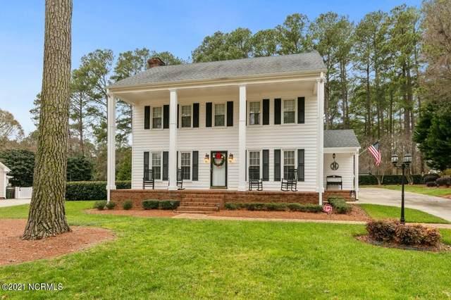 1703 Waterford Drive NW, Wilson, NC 27896 (MLS #100251177) :: Barefoot-Chandler & Associates LLC