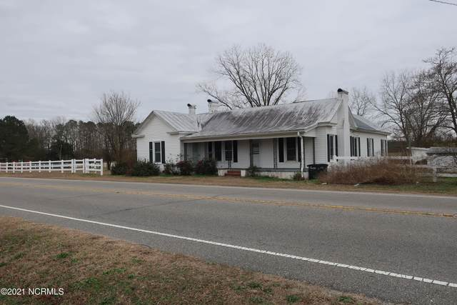 801 Nc 33 Hwy W, Chocowinity, NC 27817 (MLS #100251213) :: The Tingen Team- Berkshire Hathaway HomeServices Prime Properties