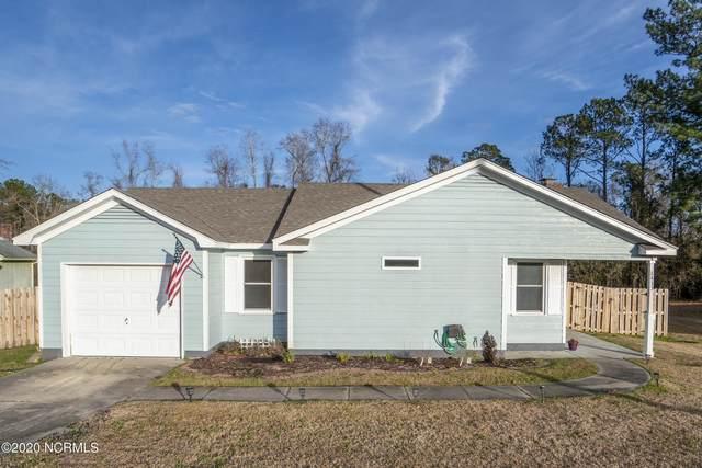 2433 Saddleridge Drive, Midway Park, NC 28544 (MLS #100251252) :: Lynda Haraway Group Real Estate