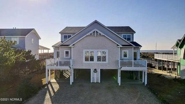 1295 Ocean Boulevard W A & B, Holden Beach, NC 28462 (MLS #100251280) :: Carolina Elite Properties LHR
